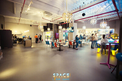 Espace Team Building original BruxellesEspace Team Building original Bruxelles