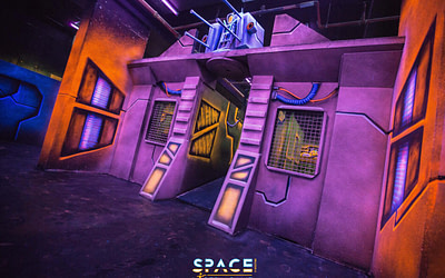 Photo Galery Space Laser Game LaserMaxx